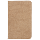 ECO NOTES ALCANTARA - Camel Beige